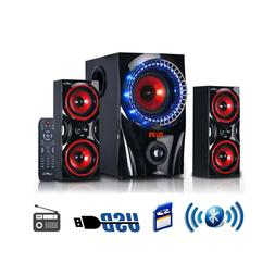 BeFree SOUND 2.1 CHANNEL SURROUND BLUETOOTH HOME THEATER SPE