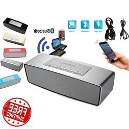 S815 Portable Bluetooth / AUX / Micro SD Card MP3 Speaker Ho