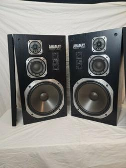 Vintage Yamaha NS-500M Classic Monitor Stereo Speakers